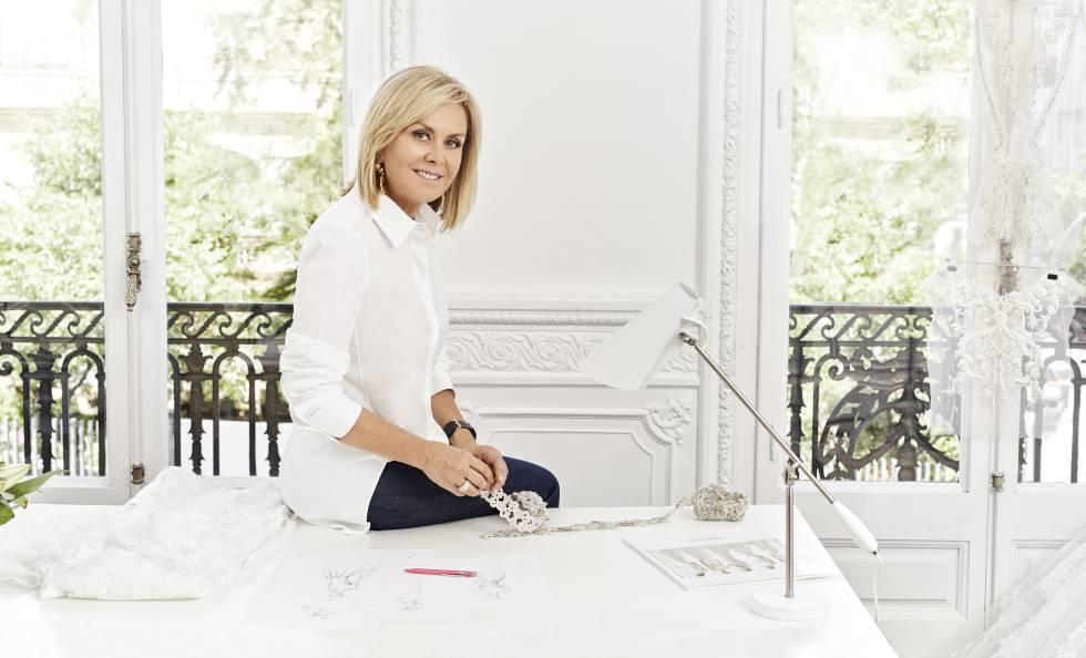 La diseñadora y empresaria Rosa Clará.