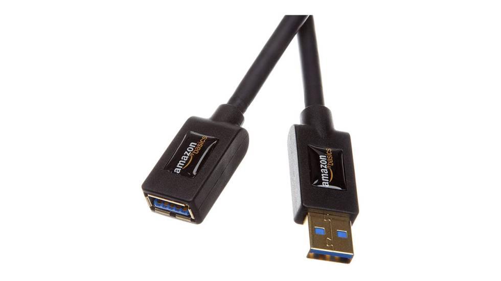 Cable alargador USB 3.0