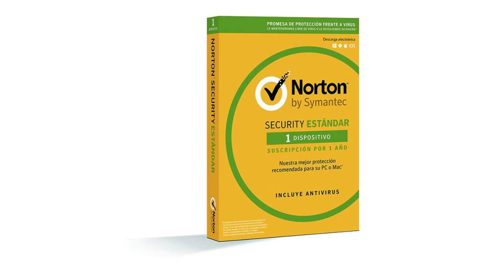 Antivirus Norton Security Estándar 2019