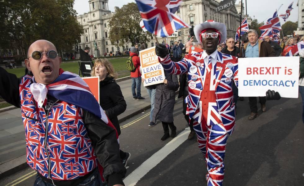 Un Brexit muy punk