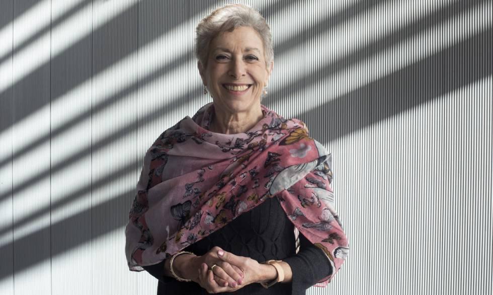 Linda Birnbaum, cientifica estadounidense exdirectora del National Institute of Environmental Health Sciences (NIEHS).