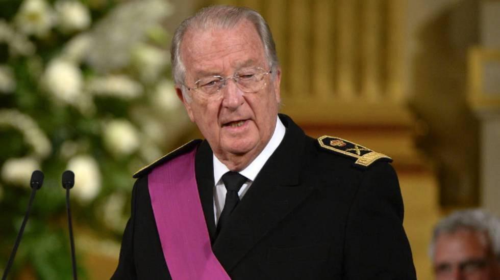 Alberto II de Belgica