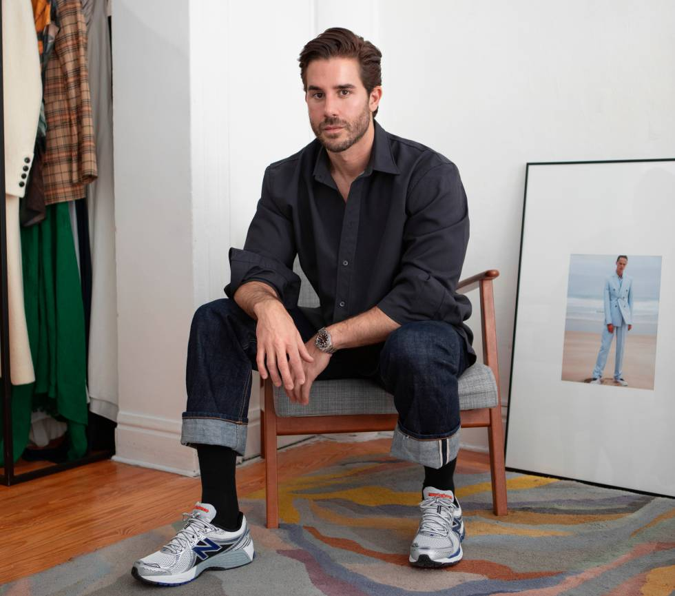 new balance vestir hombres