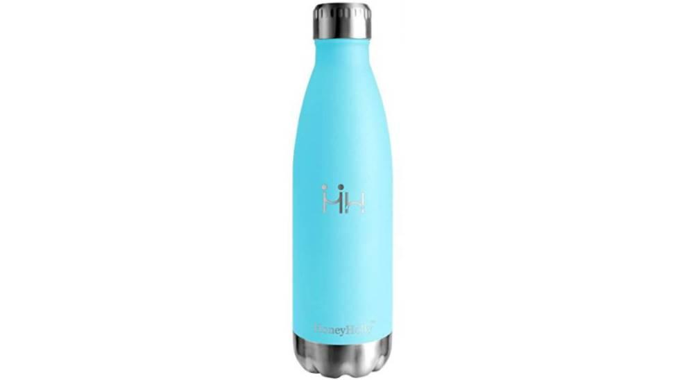 Botella de agua HoneyHolly de acero inoxidable (500 ml)