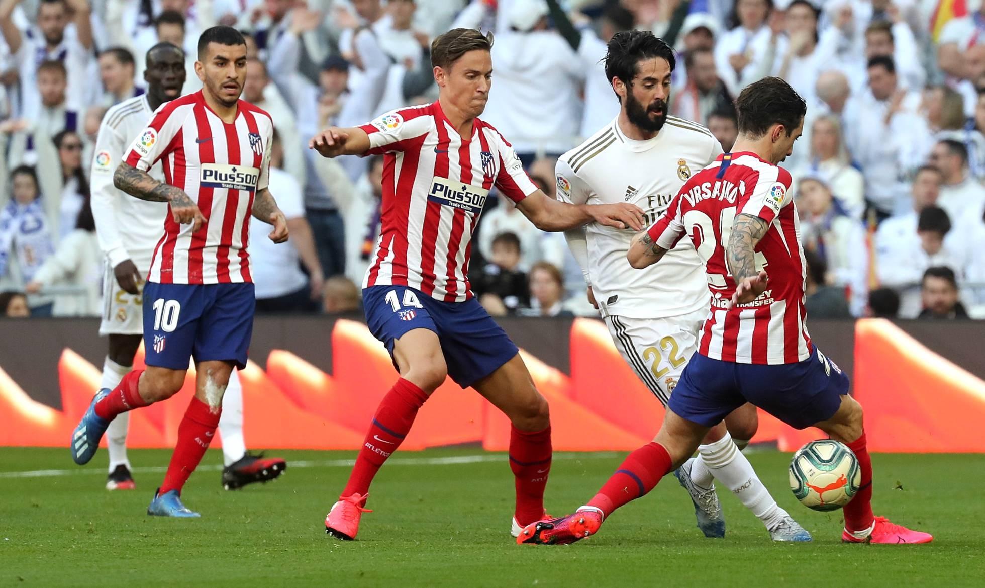 Fotos: Real Madrid - Atlético, las imágenes del derbi   Deportes   EL PAÍS
