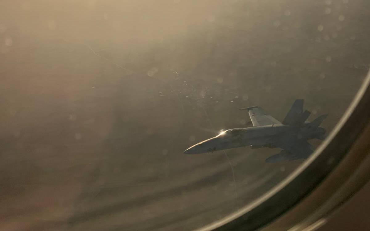 En directo Barajas prepara un aterrizaje de emergencia. 1580743425_565811_1580749229_portada_normal