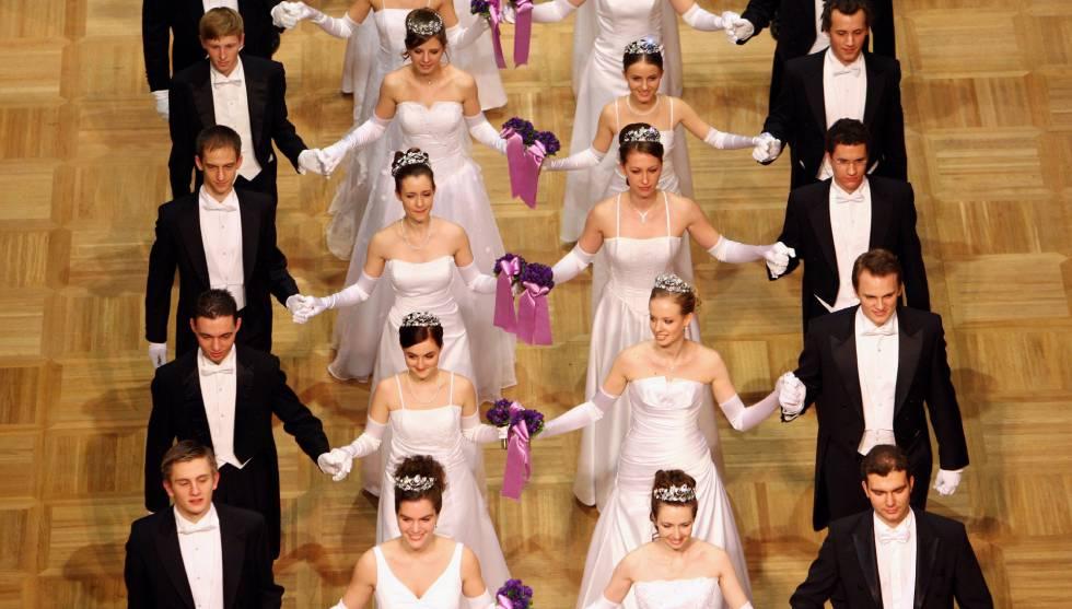 Una Pareja De Dos Mujeres Bailará En La ópera De Viena Gente Y Famosos El País