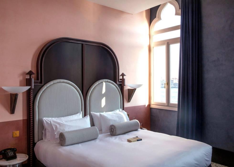 Hotel Palazzo experimentelle Venedig