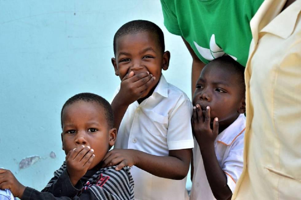 Haití requiere con urgencia el comprimiso de todos nosotros, para que sus niños, niñas y adolescentes puedan tener un desarrollo pleno, ausente de violencia y miseria.