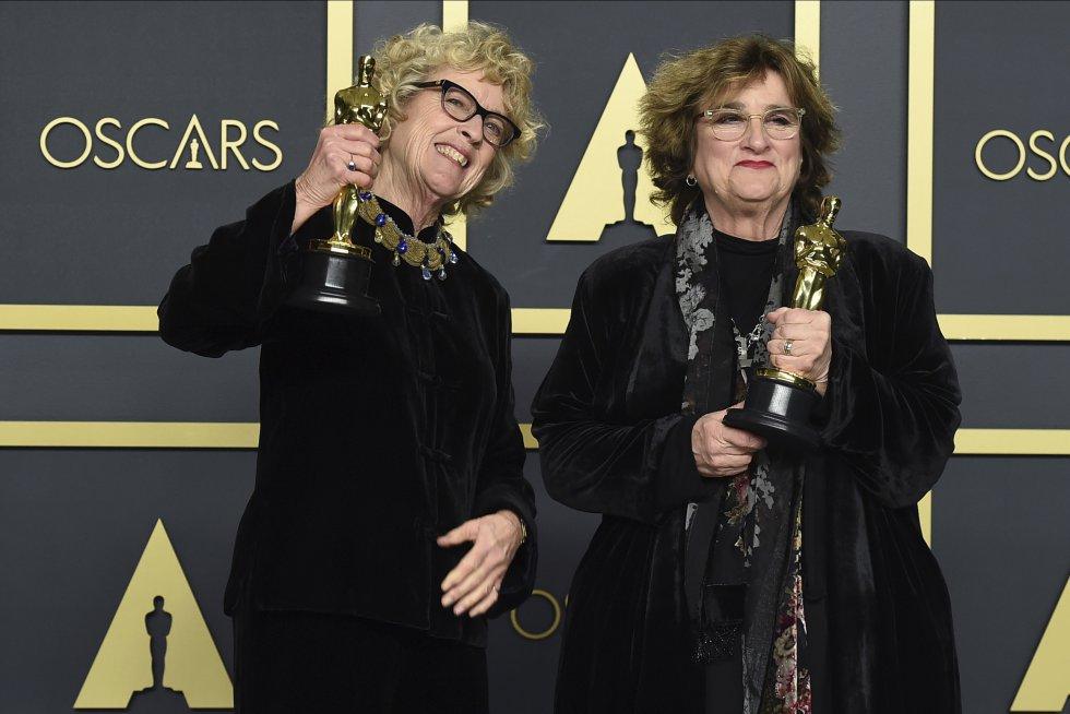 """Resultado de imagen de Barbara Ling y Nancy Haigh por """"Érase una vez... Hollywood"""