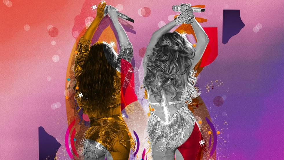¿Por qué incomodan los culos de JLo y Shakira?