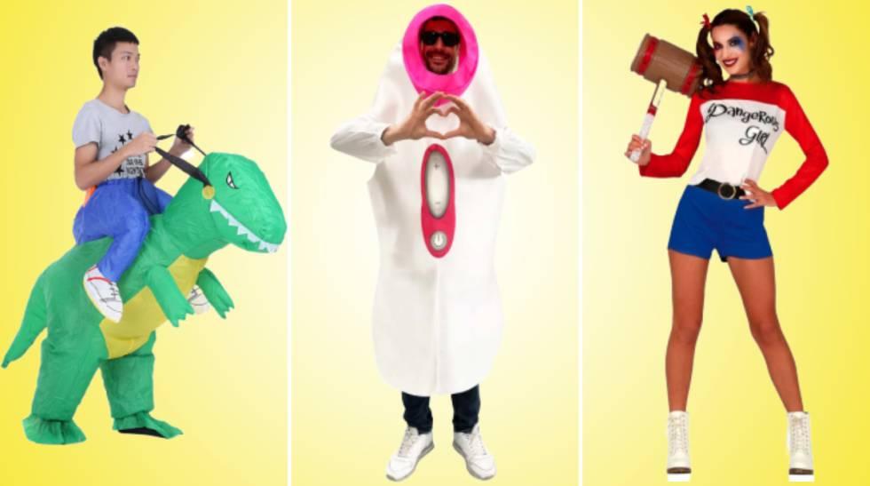 Carnaval 2020 El Disfraz De Dinosaurio Inflable El De Satisfyer Y Otras Ideas Para Triunfar Escaparate El Pais