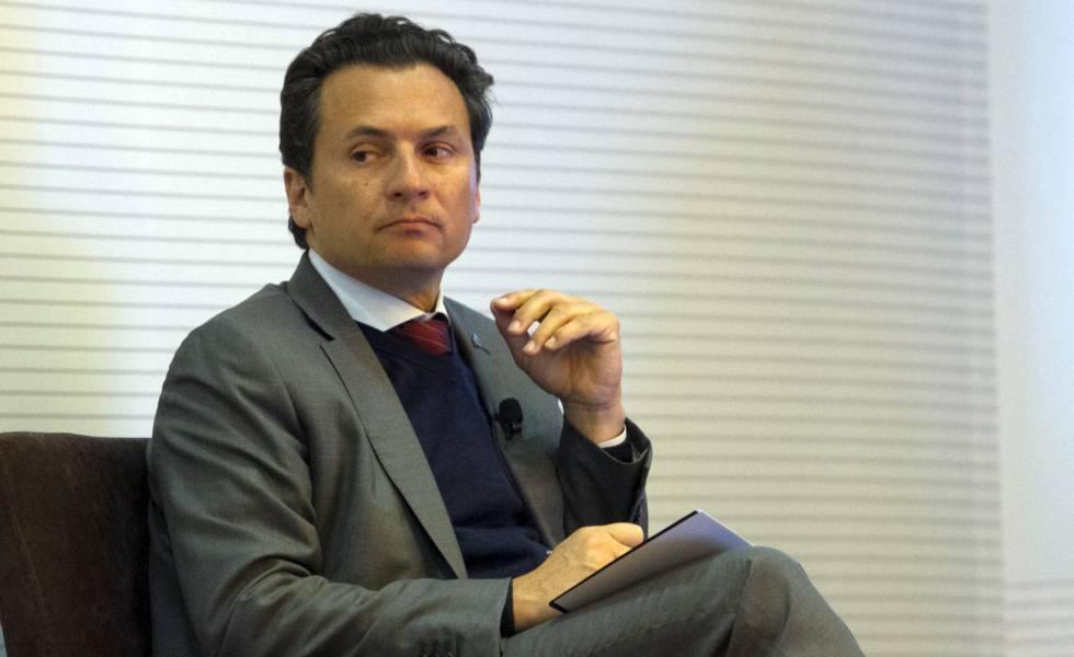 Emilio Lozoya, exdirector general de Pemex.