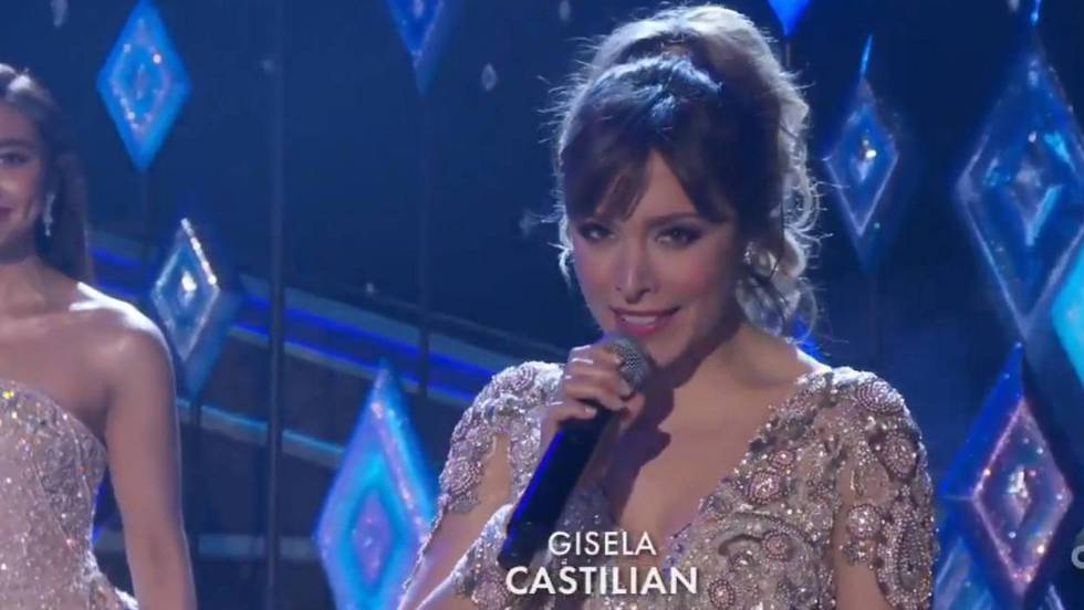 Columna   Español o castellano, Carmen o Gisela