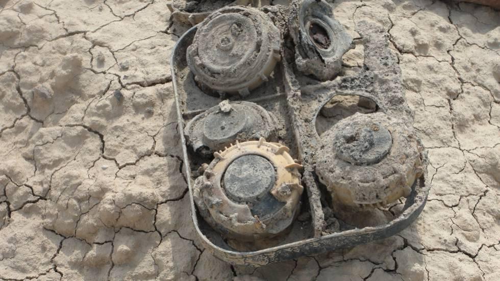 El Ejército de EEUU volverá a utilizar minas antipersona.