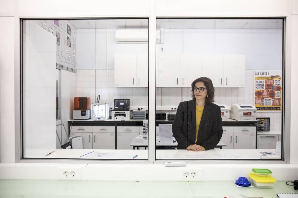 La científica portuguesa que inventó el microchip ecológico