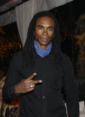 Fab Morvan en un evento benéfico celebrado en Los Ángeles en 2016. Actualmente, el músico trabaja como DJ en eventos y da charlas inspiracionales.