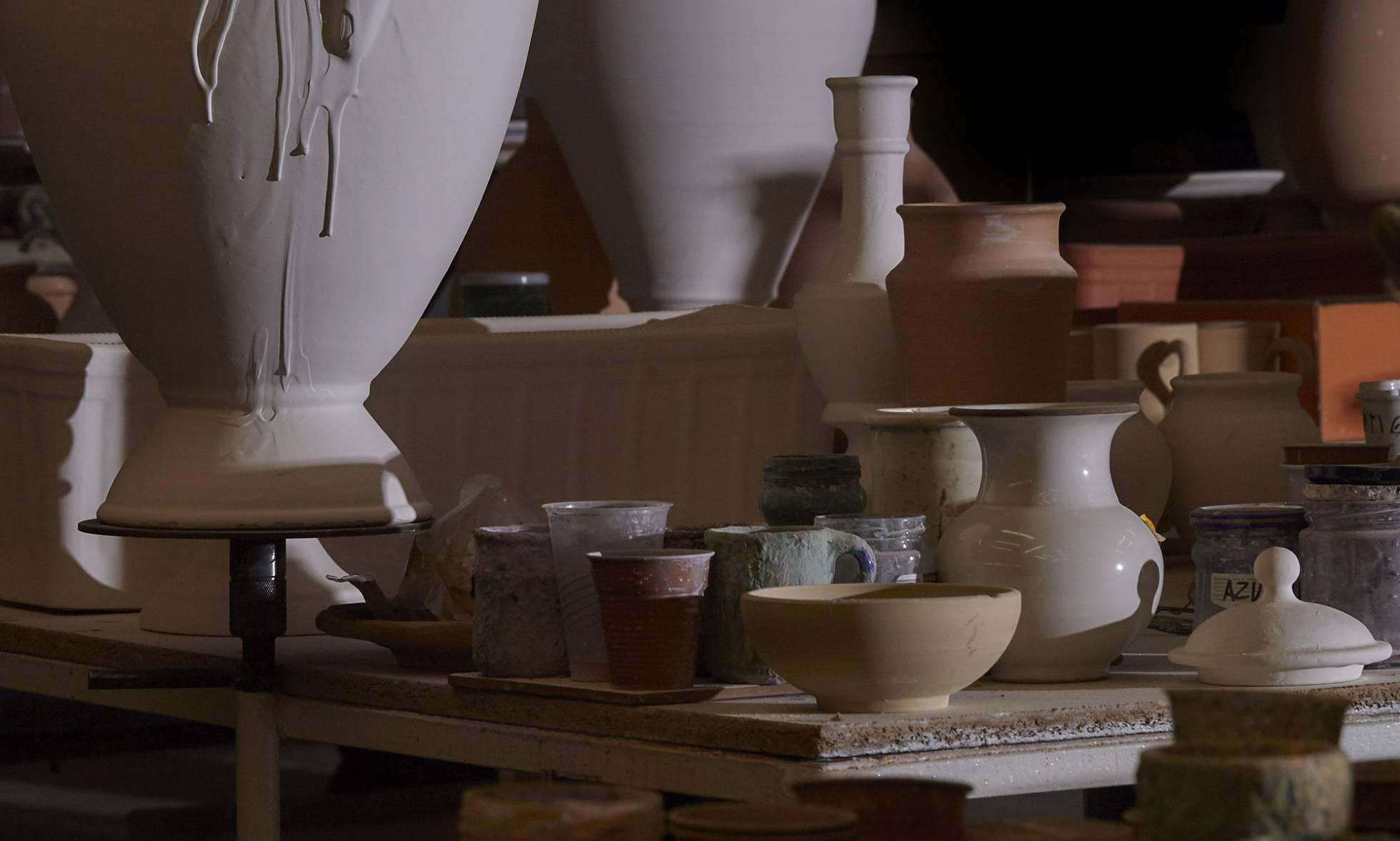 La cerámica dice adiós al olvido