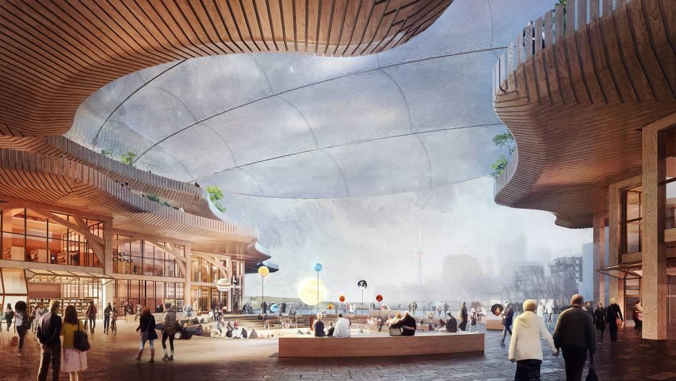 ciudad del futuro google