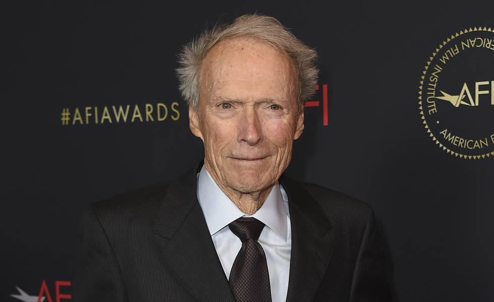 Clint Eastwood, en Los Ángeles (EE UU), el pasado 3 de enero.