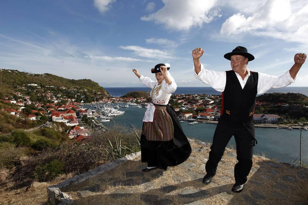 San Bartolomé, la isla caribeña donde se escucha fado y se come bacalao