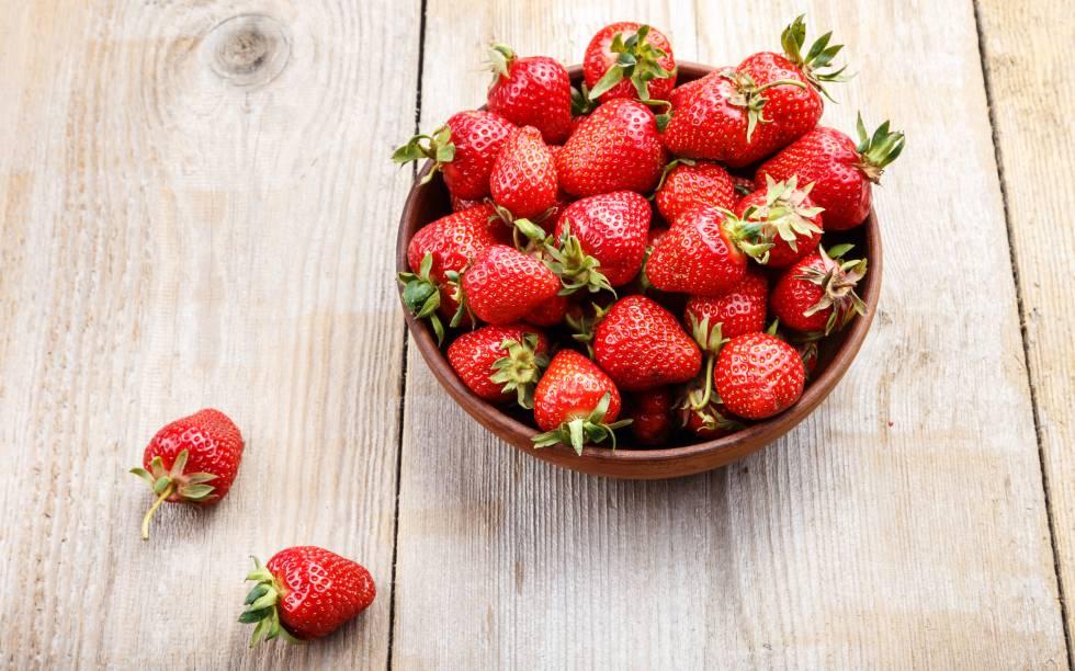Fresas: descubre los beneficios y propiedades de esta fruta de temporada |  Estilo | EL PAÍS