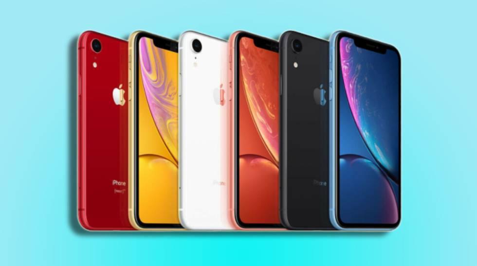 Funda IPhone XS Max Varios Colores Nuevo de segunda mano por 6