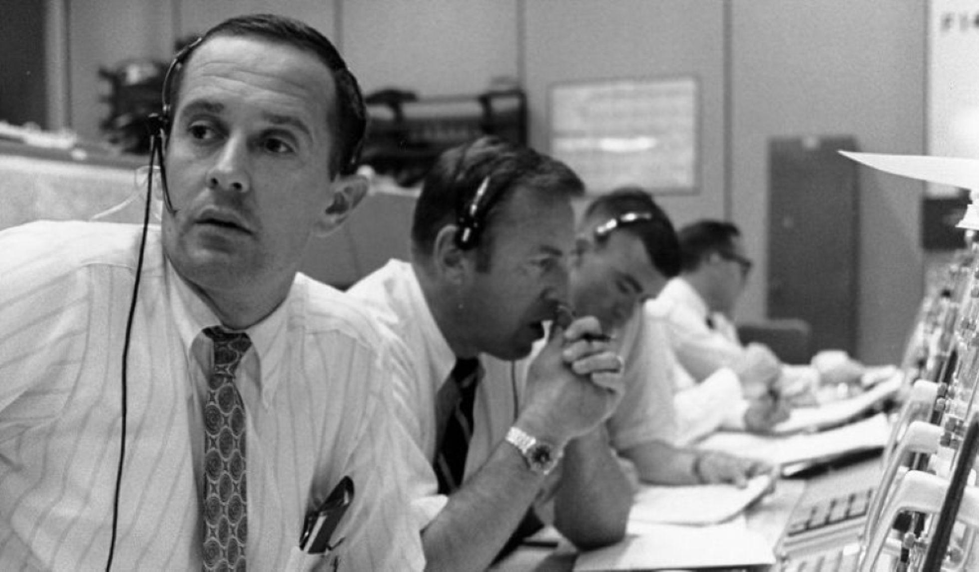 El protagonismo español en la carrera espacial es fundamental ya que las señales de comunicación entre los astronautas y Huston pasaban primero por la Estación de Robledo, en la sierra madrileña | NASA