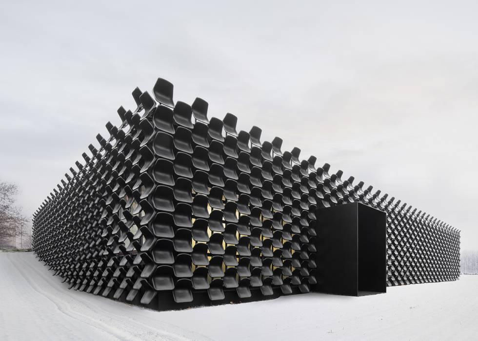 Tres Proyectos Españoles Entre La Mejor Arquitectura Del Mundo Según El Anuario De 400 Expertos Icon Design El País