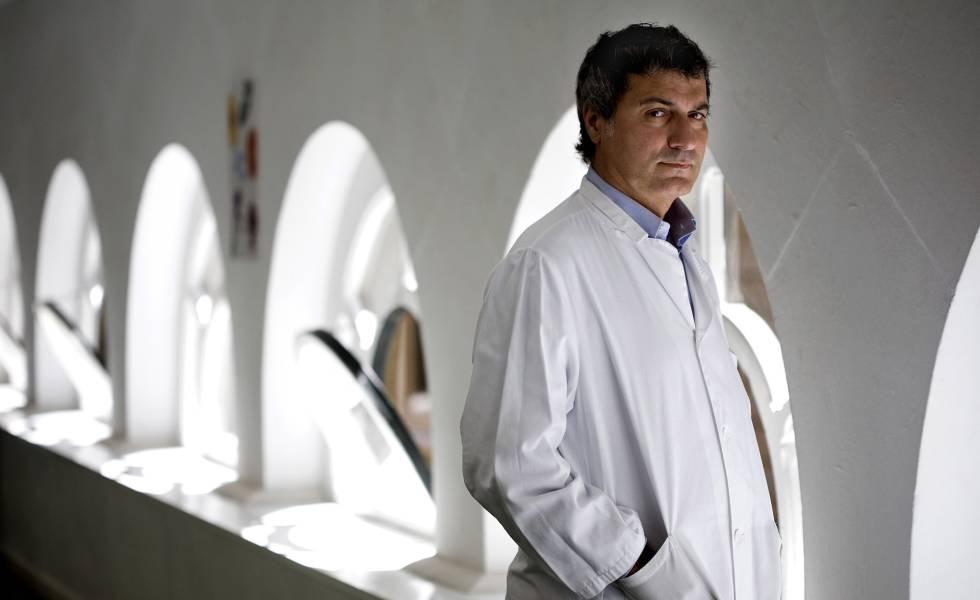 El cirujano Paolo Macchiarini, que dejó un reguero de muertos.