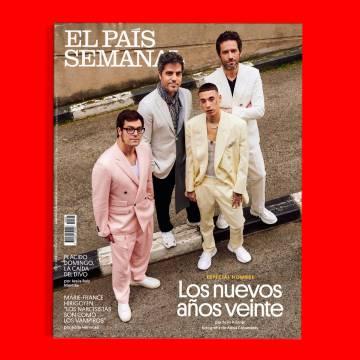 Los nuevos años veinte, este domingo, en 'El País Semanal'
