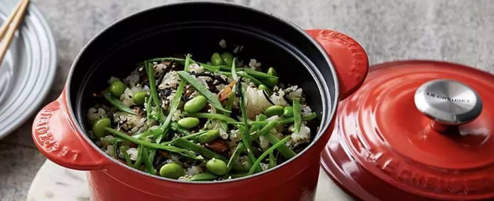 Ofertas Le Creuset: 10 ollas, sartenes y utensilios de cocina rebajados