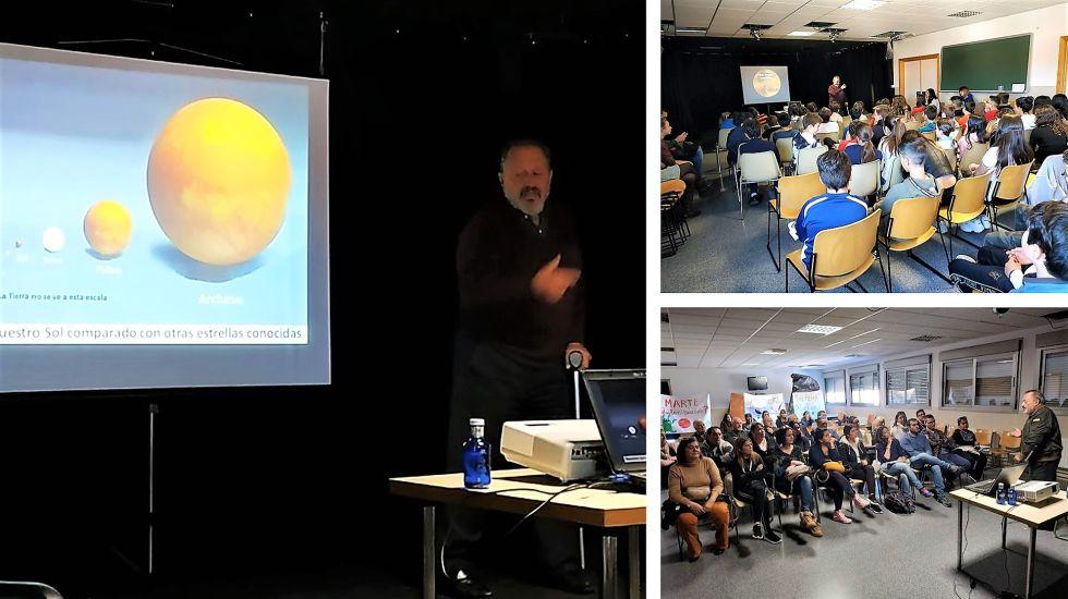 Conferencias de Carlos González