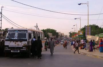 Millones de personas de todo África Occidental llegan a Touba (Senegal) durante los festejos del Gran Magal