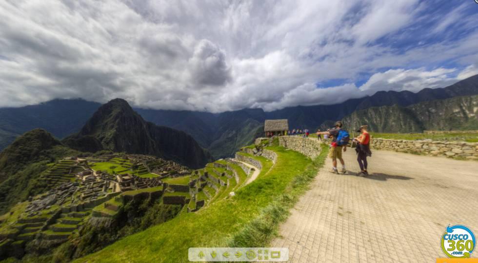 Es posible una inmersión total a la famosa ciudadela inca de Machu Picchu a través de un tour virtual.