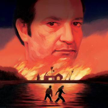 Ilustración de David de las Heras para 'Guerra 3'.