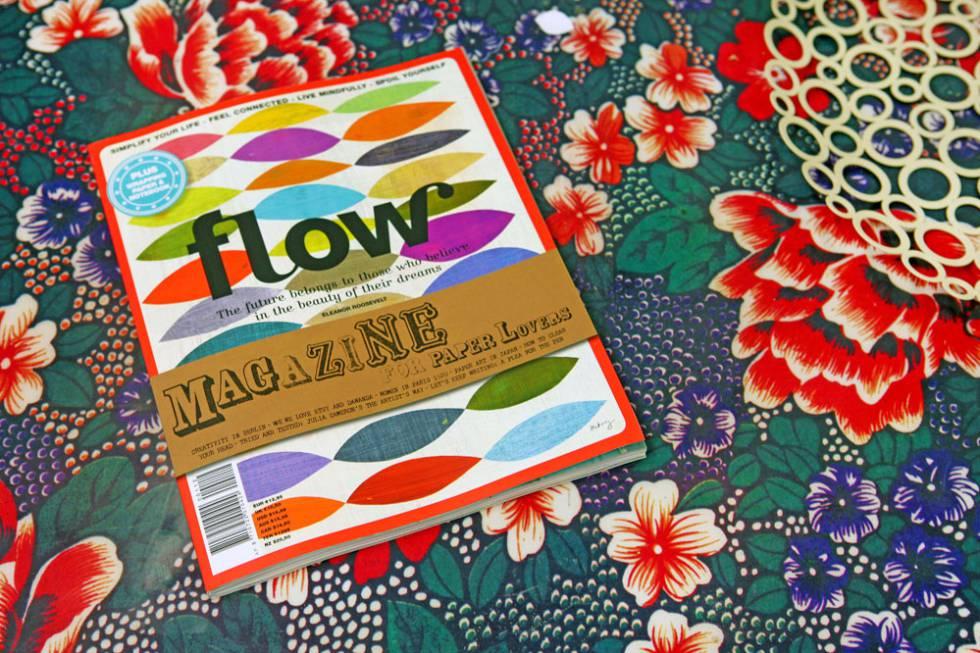 Mi revista preferida: un placer para casi todos los sentidos. Para ser perfecta, sólo le falta que pueda ser comida