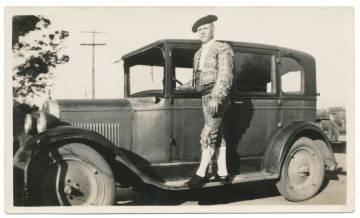 Ángel Nieto llevó su amor por los toros desde Salmoral, Salamanca, hasta Sunnyvale, California.