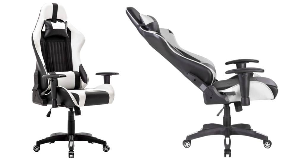 La silla de oficina mejor valorada en Amazon tiene cojín lumbar y se vende en cinco colores