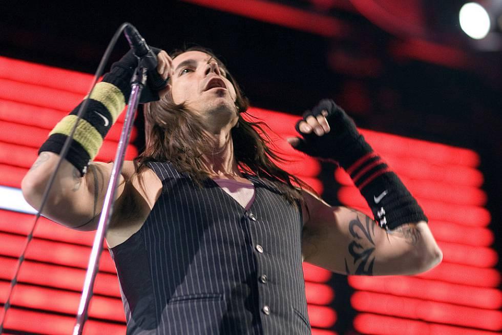 Anthony Kiedis, de Red Hot Chili Peppers, durante un concierto en Ohio en 2007. No, no fue este del que salieron mal parados: eso ocurriría una década más tarde.