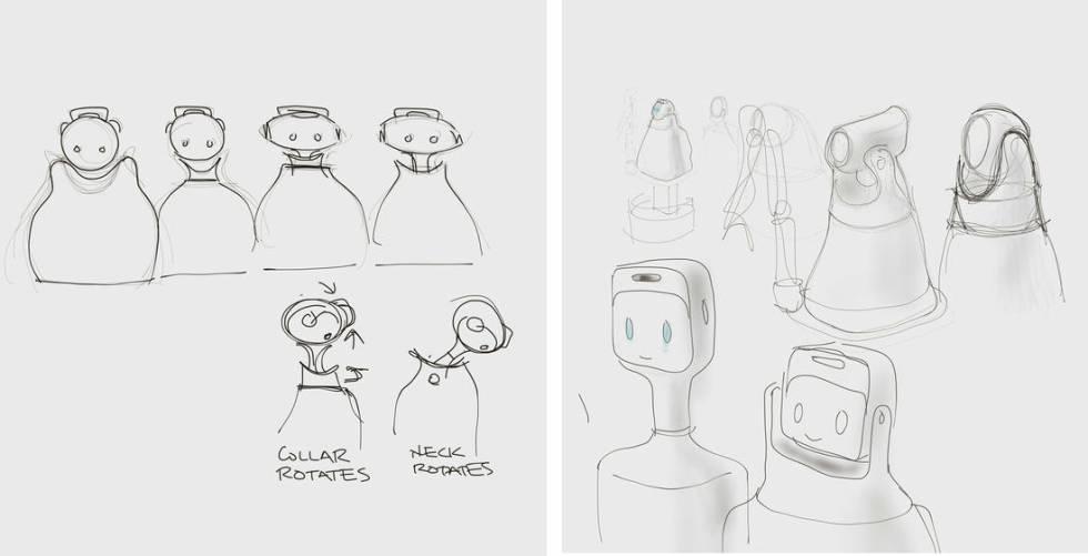 robot enfermero coronavirus