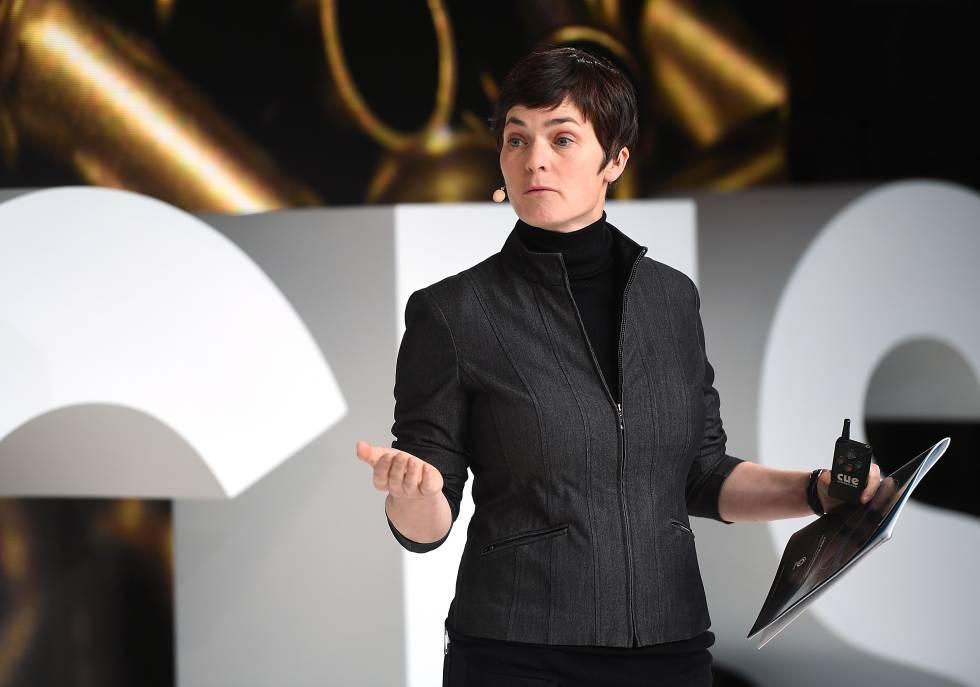 Ellen McArthur, ideóloga de este movimiento.