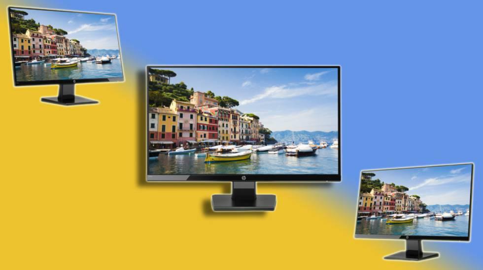 Bordes ultrafinos y pantalla Full HD: así es el monitor de 24 pulgadas más vendido en Amazon