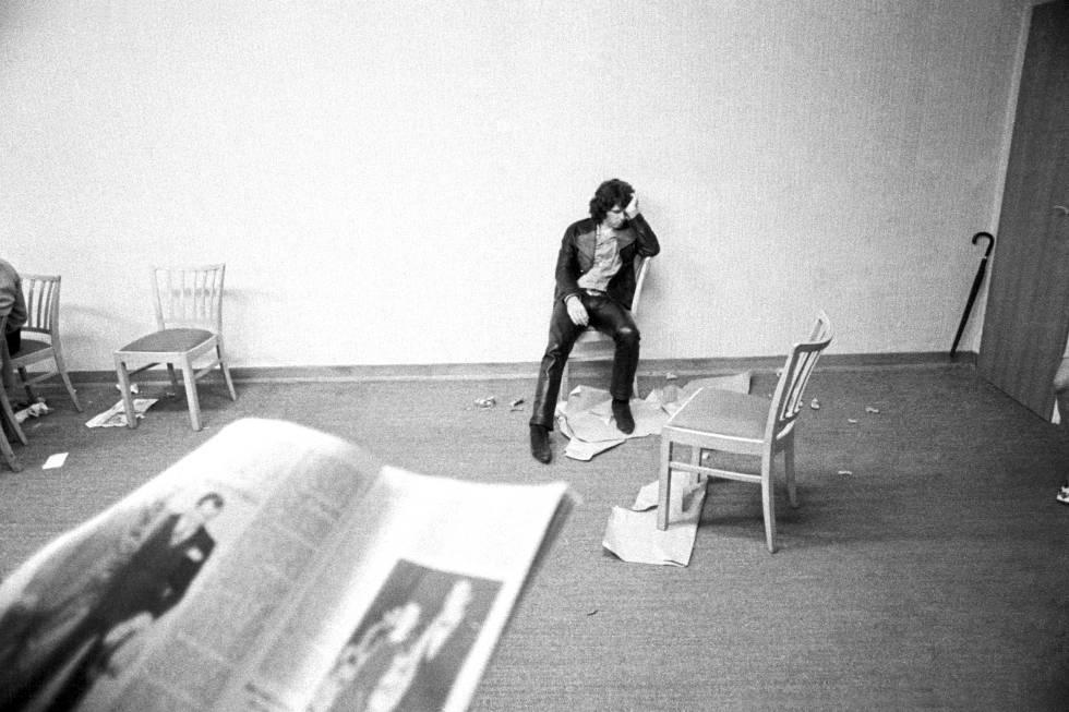A Jim Morrison, como a nosotros estos días, las noticias le deprimían mucho.