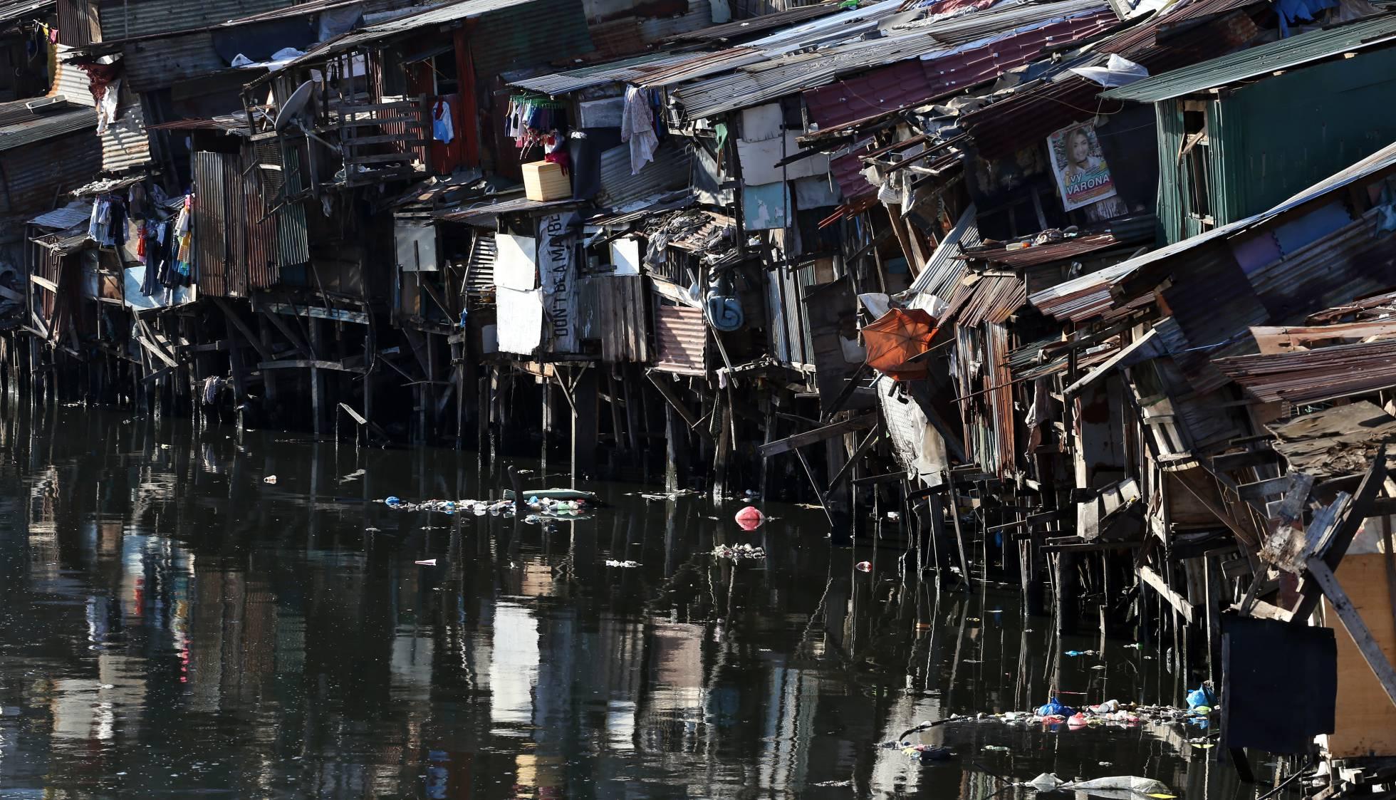 Los sintecho de Manila no tienen dónde esconderse de la epidemia
