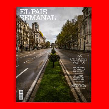 Las ciudades vacías, este domingo, en 'El País Semanal'
