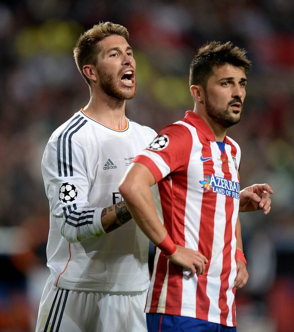 Donde los demás vemos el final del partido, Sergio Ramos siempre ve algo más.