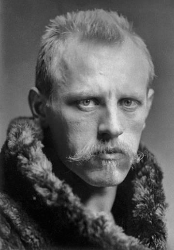 Fridtjof Nansen en 1915.