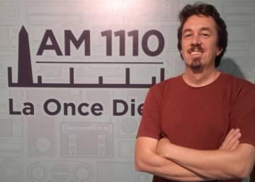 El escritor Pedro Mairal.