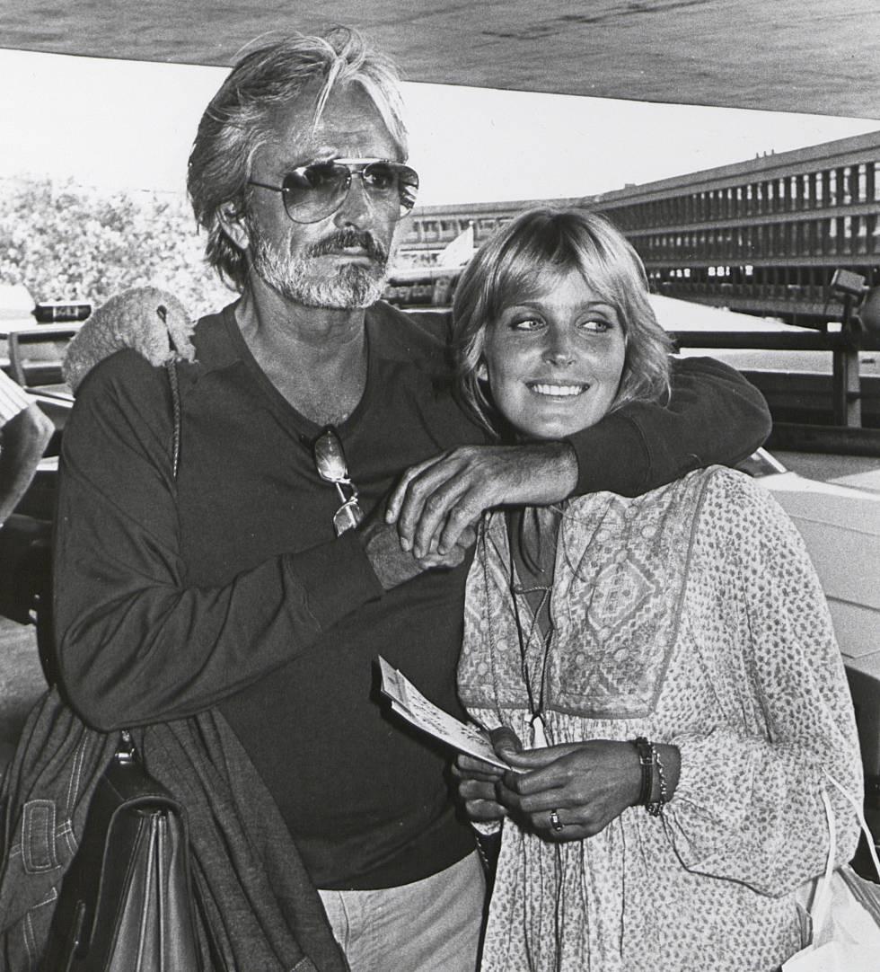 Bo y John Derek en 1981.